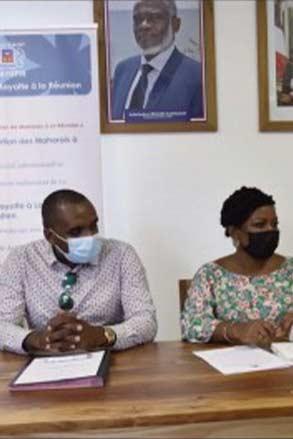 Société: Le Conseil départemental de Mayotte soutient la vie associative à La Réunion