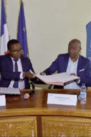 Qualité de l'air: La Cadema et Hawa signent une convention de partenariat