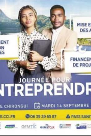 """Société: 1ère journée """"Pour Entreprendre"""""""